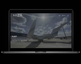 Sozo Website Design