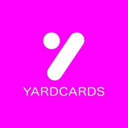 Yard Cards Logo Design