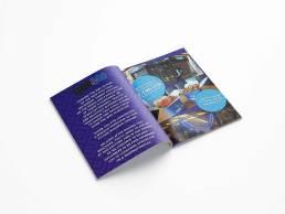 Wok & Go Brochure Double Page Spread