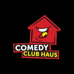 Comedy Club Haus Logo Design