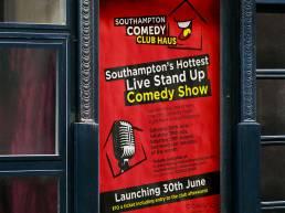 Comedy Poster Design